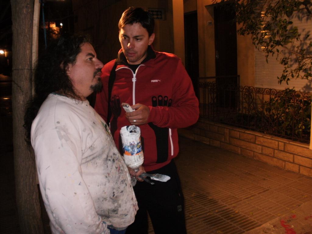 u Entrevista al Chelo