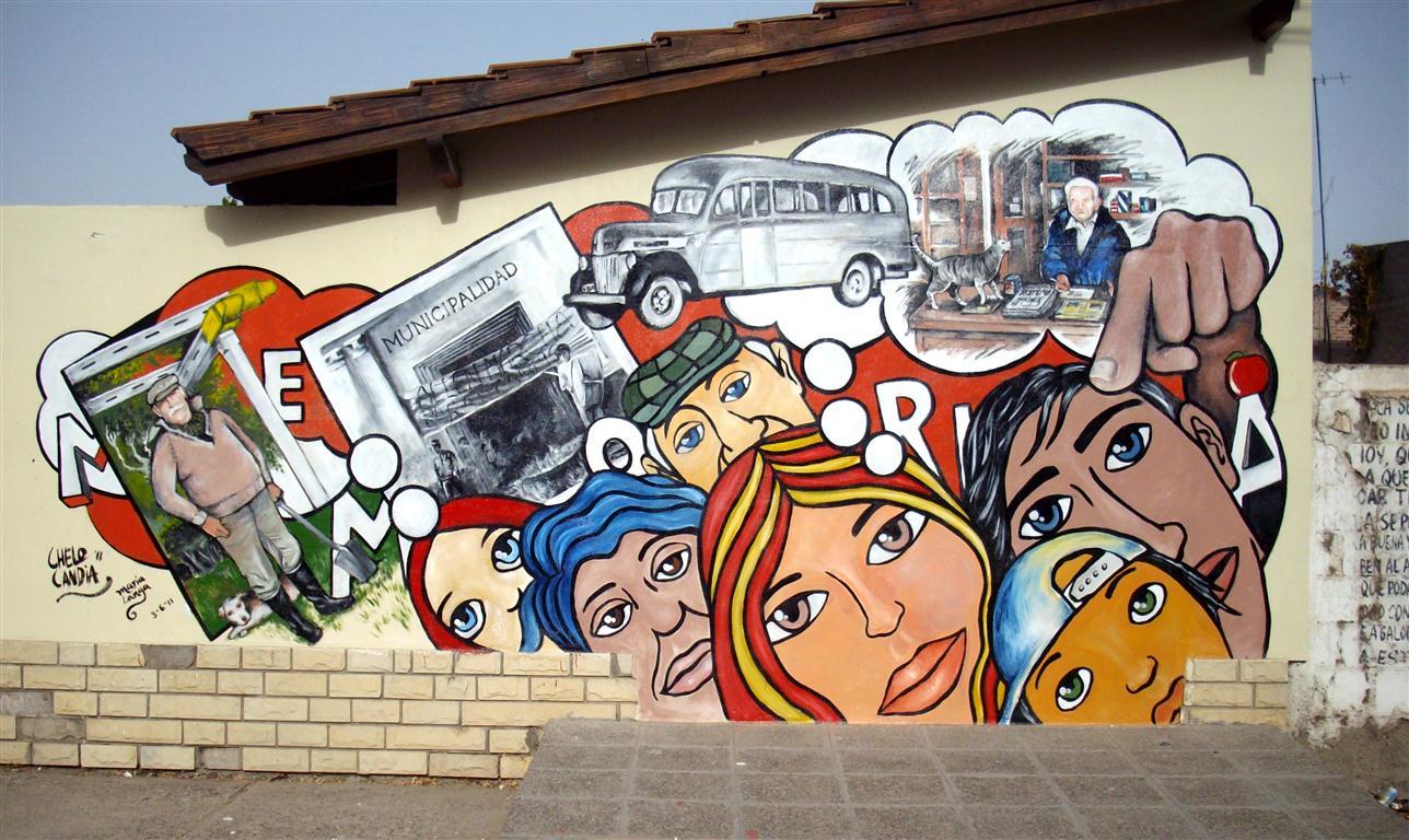 yy Mural Memoria!