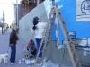 x Chelo y Maria en mural La Fabrica Bagliani