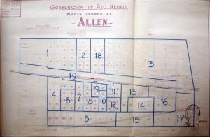 Allen - Archivo Histórico de Viedma